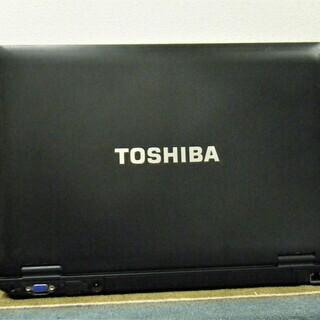 🔶15.6型液晶パネル/高性能🆙i5/メモリ4GB♪/光速☆彡SSD128GB/MS Office 2016📒✎/すぐ使えるWin10♪リカバリメディア付き📀/10キー付きKB/すぐ繋がるWi-Fi📶/DVD📀/SDカードスロット/点検整備清掃済み😊/TOSHIBA dynabook B451/D  - 葛飾区