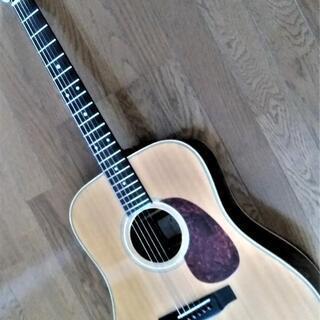 アコースティックギター、美品