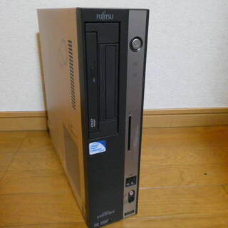 Windows7 Pro/富士通 FMV-D5290 Penti...