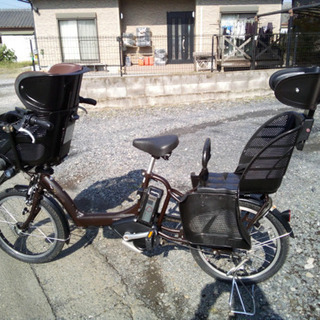 K0K電動自転車N81Aアンジェリーノ20インチ12アンペア充電器無し