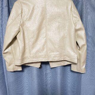 キッズ用→GUライダースジャケット - 服/ファッション