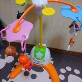 赤ちゃん泣きやませサウンド付き アンパンマン メリー