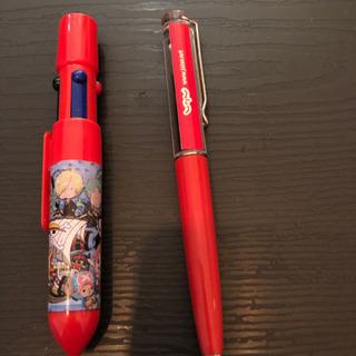 ワンピース&じゃらんのボールペン