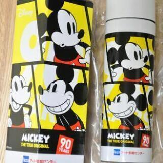 [非売品未使用] ミッキーマウス90周年 アート引越センターステ...
