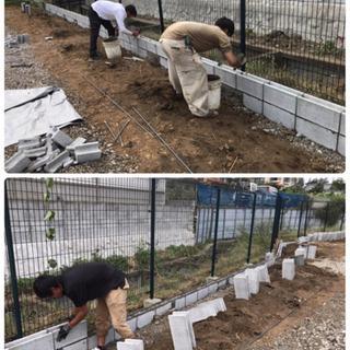 ブロック塀&フェンス工事 外構工事致します(所沢市、狭山市入間市川越市朝霞市〜) - リフォーム