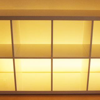 イケア IKEA 棚 KALLAX カラックス 白 − 東京都