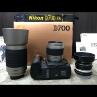 NIKON D700 フルサイズ