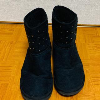 美品 冬用ブーツ Mサイズ