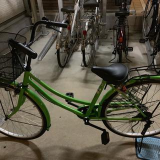 【商談成立】自転車(26インチ)