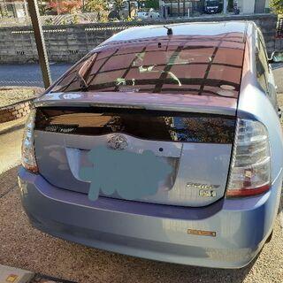 トヨタプリウスS10thアニバーサリーエディション 社外ホイール付き