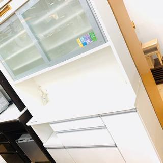 松田家具 大型レンジボードです。