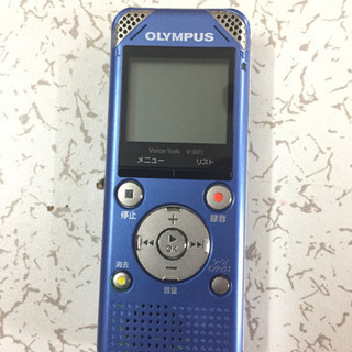 OLYMPUS V-802 VoiceTrek ICレコーダー 美品