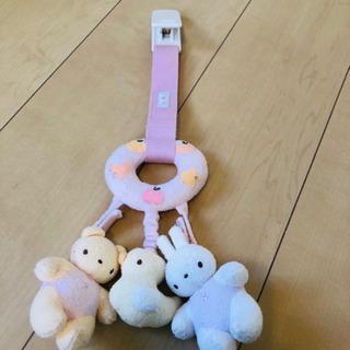 ファミリア おもちゃ ベビーカー