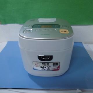 アイリスオーヤマ ジャー炊飯器 KERC-MA50-W KD18...