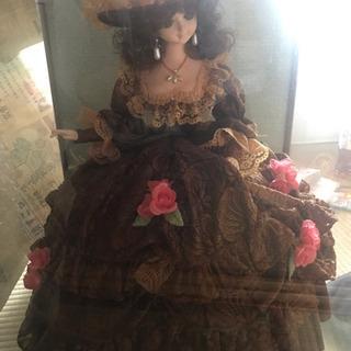 レトロフランス人形