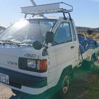《取引中》トヨタライトエーストラック★4WD★ディーゼル - 土浦市