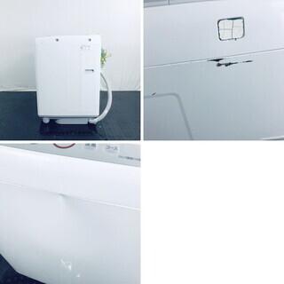 【北海道 沖縄 離島 配送不可】 中古 洗濯機 シャープ SHARP 全自動洗濯機 2007年製 7.0kg シルバー 送風 乾燥機能付き ES-FG70G-S 【リユース品:状態C】【送料無料】【設置費用無料】 (No.sh10275) − 埼玉県
