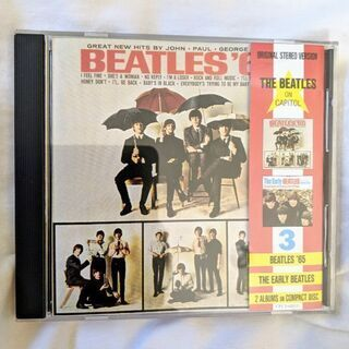 THE BEATLES③BEATLES'65/THE EARLY...