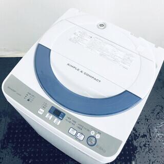 中古 洗濯機 シャープ SHARP 全自動洗濯機 2016年製 ...
