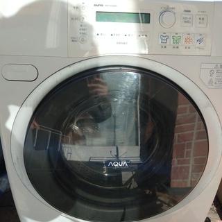 SANYO ドラム式洗濯機