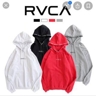 RVCA パーカー