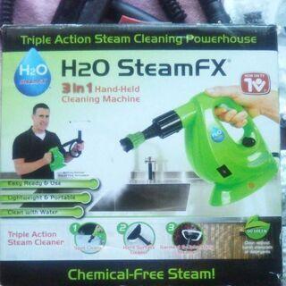 H2O SteamFX スチーム