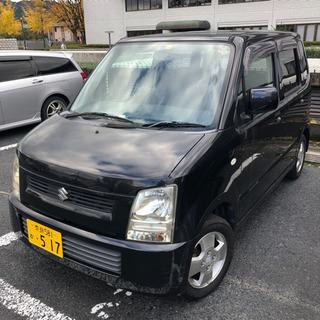 関西 車検満 ワゴンR  7.4万キロ 黒