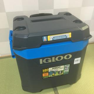 【新品未使用】igloo クーラーボックス IGLOO 62QT...