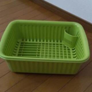 アスベル 水切りカゴ 日本製