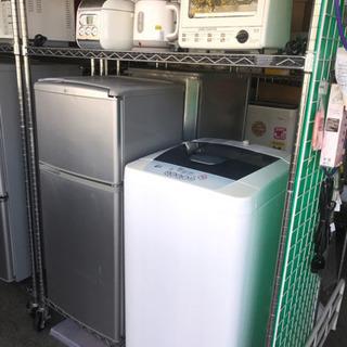 【決まりました】冷蔵庫・洗濯機・炊飯器・オーブントースター・電気ケトル