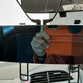 ミラー取り付け型ドライブレコーダー