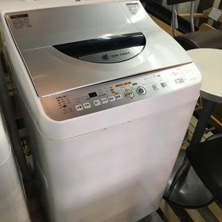 【11月限定】SHARP洗濯機 2010年製