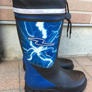 スーパースター❗️冬用 長靴 21.0cm