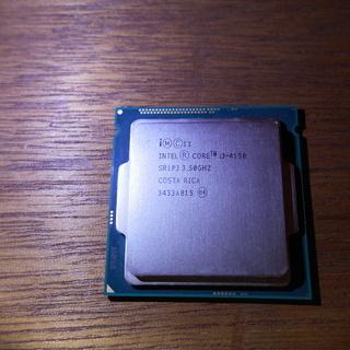 CPU Intel Core i3-4150 中古 バルク 動作確認済