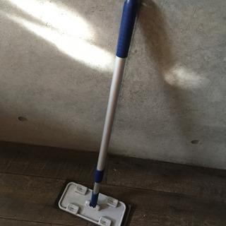 掃除用具、フローリングワイパー
