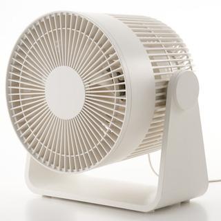 サーキュレーター(低騒音ファン)・ホワイト 型番:MJ‐CF18...