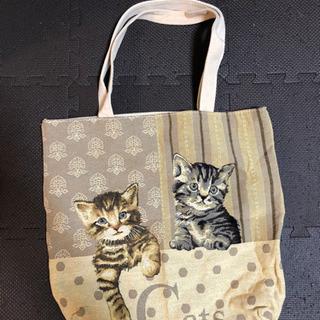 猫のバッグ