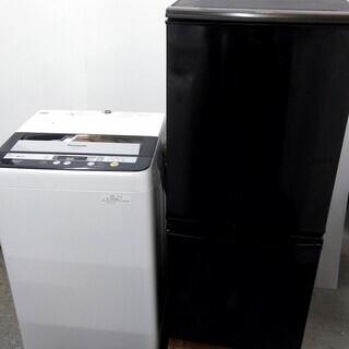生活家電セット 冷蔵庫 洗濯機 どっちでもドア 使いやすい5キロ...