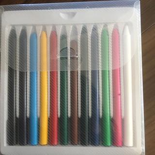 クーピーっぽい色鉛筆とおまけクーピー