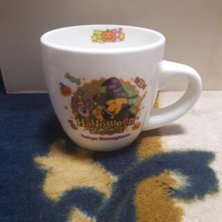 【ディズニースーベニア】【お値下げ】プーさんマグカップ