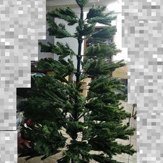 クリスマスツリー大型 240㎝ オーナメント類飾り他おまけ付