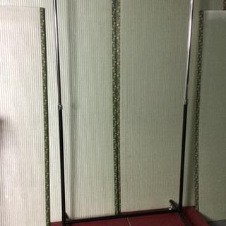 中古 パイプハンガー 業務用 金属製   幅101.3  奥行4...