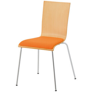 【渋谷】リビングORオフィス会議用椅子×2セット