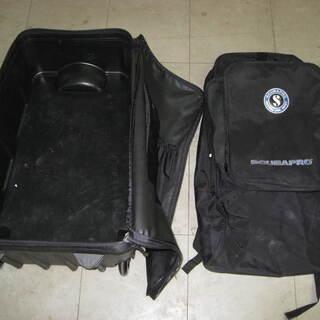 スクーバープロ  2Wayバッグ  難ありです - その他