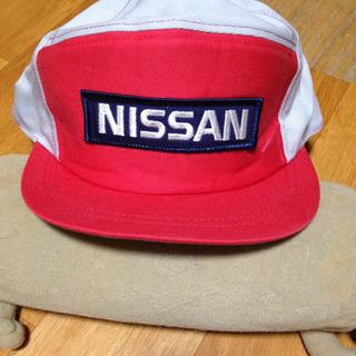 NISSANのキャップ その4