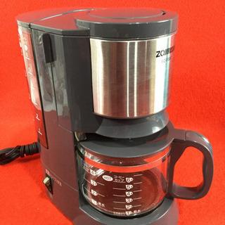 象印 コーヒーメーカー EC-FS60 2007年(使用感あり)
