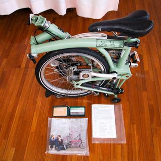 ■Brompton folding bike,3speed(M3...