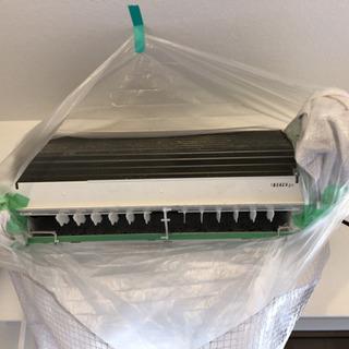 エアコンクリーニング(おそうじ機能付)パナソニック CS-X568C2-W  - 常滑市