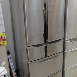 MITSUBISHI/三菱 6ドア冷蔵庫 2012年製 465L...