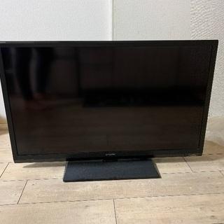 40インチLEDテレビ